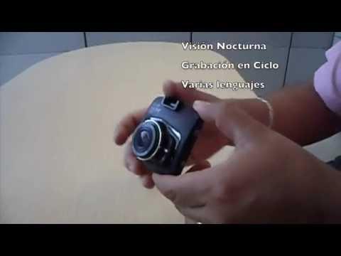 GT300 1080P Car Dashcam