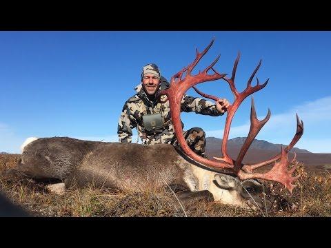 2016 Alaskan Caribou Hunting Adventure