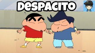 ShinChan song Despacito || ft. Luis Fonsi and ShinChan