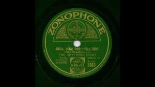 Diga, Diga Doo, The Rhythmic Eight. 1929