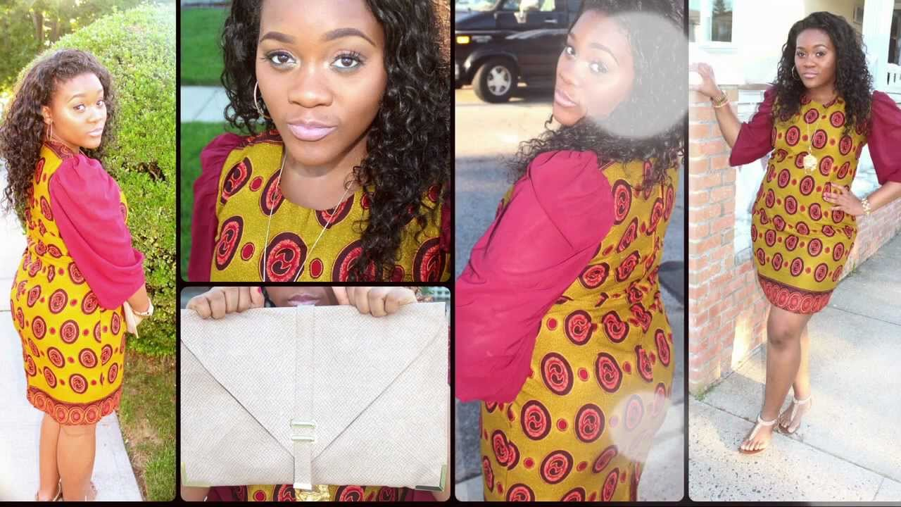 3 ANKARA OUTFITS: A NIGERIAN TRADITIONAL WEDDING OUTFIT OF THE NIGHT ...