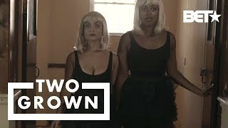 Jourdan & Alana's New Gig Isn't Exactly What They Signed Up For S2 E4 | Two Grown