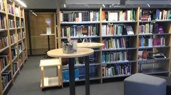 SAMK-kirjasto Rauman tilat