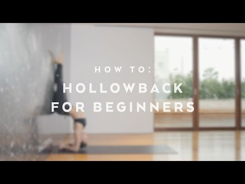 How To: Hollowback for Beginners with Briohny Smyth