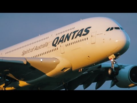 Heavy Aircraft Melbourne Airport Plane Spotting | ft. Airbus A380, Boeing 747 & More