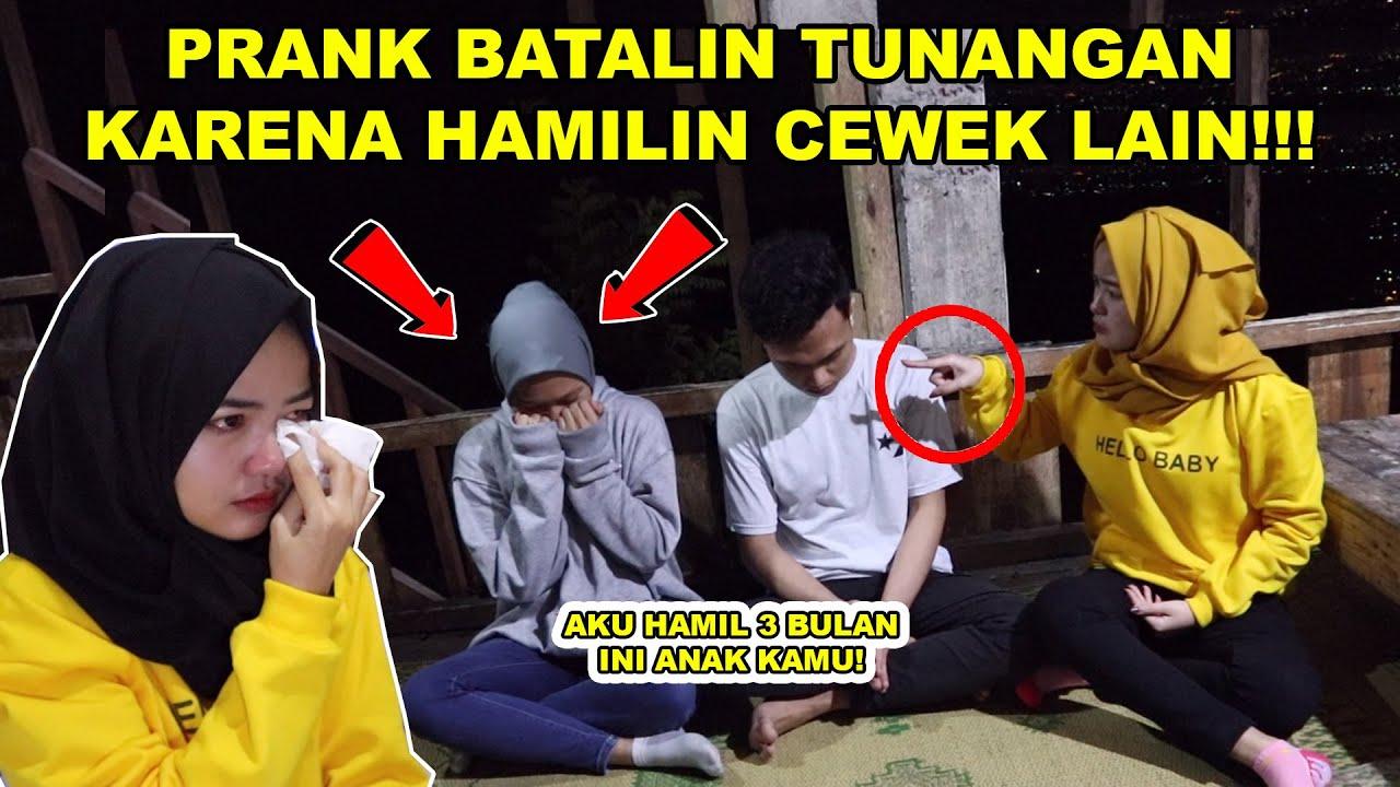 PRANK BATAL TUNANGAN KARENA HAMILIN CEWEK LAIN!!!