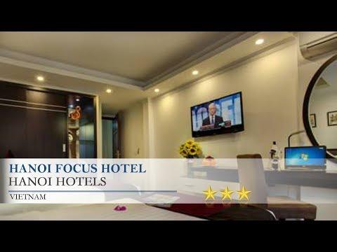 Hanoi Focus Hotel - Hanoi Hotels, Vietnam
