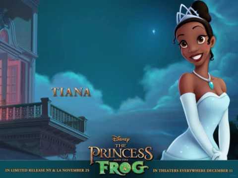 La princesse et la grenouille au bout du r ve almost - La princesse et la grnouille ...