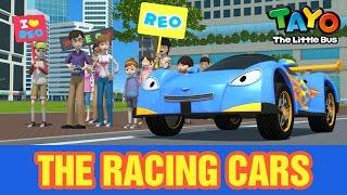 The Racing Cars l Meet Tayo's Friends #6 l Tayo the Little Bus