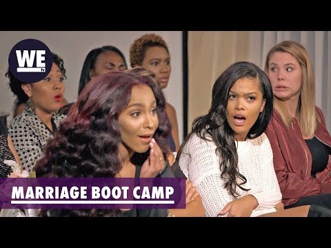 'I'm Not Over My Ex-Wife' | Marriage Boot Camp: Reality Stars | WE tv