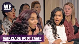 I'm Not Over My Ex-Wife | Marriage Boot Camp: Reality Stars | WE tv