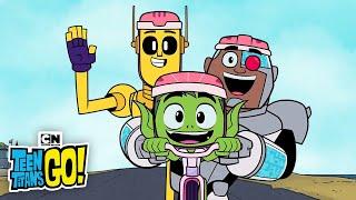 Cyborg's New Best Friend | Teen Titans GO! | Cartoon Network
