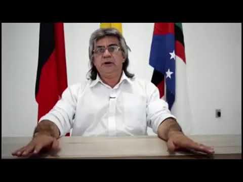 Mensagens de Vídeos de Políticos, Líderes Religiosos e Secretários aos moradores Amparenses
