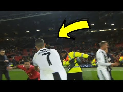 Look What Cristiano Ronaldo Did to his Fans vs Manchester United ! 😍 #RESPECT