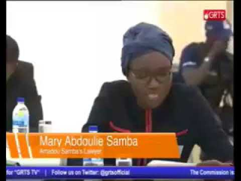 Full Coverage Of The 41st Sitting Of The Gambia Commission Of Enquiry