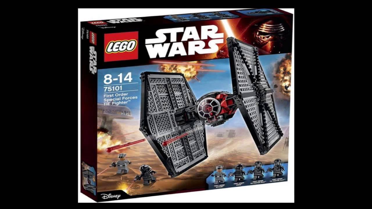 lego star wars episode 7 sets analysis - youtube