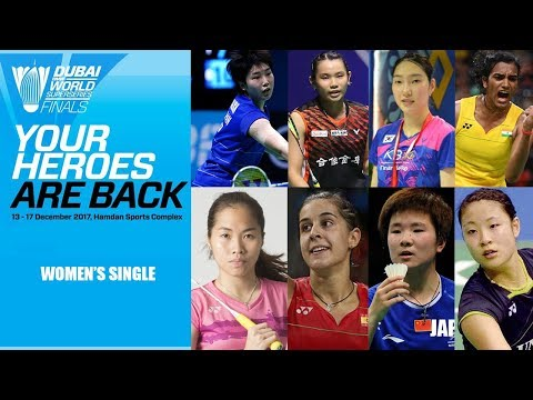 Dubai World Superseries Final 2017 - Player Listed (Manual calculation)