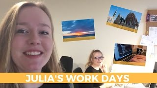 JULIA'S WORK DAYS - Julia's Dutch Ways #4