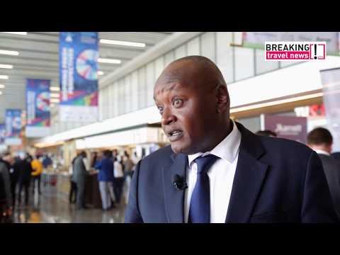 Patrick Nkulikiyimfura, managing director, Akagera Aviation