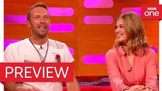 Chris Martin and Rosamund Pike discuss strange fans - The Graham Norton Show 2016 - BBC One