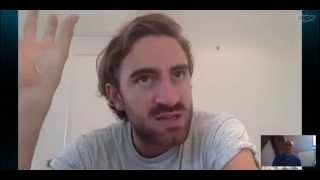 Andrew Steel  interview