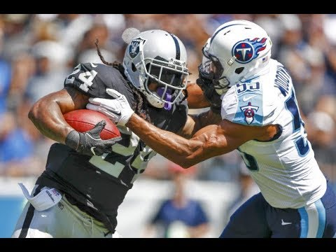 Raiders vs. Titans Week 1 Game Highlights | NFL