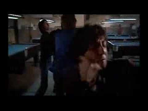 "Poolhall Brawl from ""Mean Streets"" (1973)"