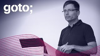 GOTO 2018 • 15 Years of Spring: Evolving a Java Application Framework • Juergen Hoeller