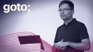 GOTO 2018 • 15 Years of Spring: Evolving a Java Application Framework • Juergen Hoeller