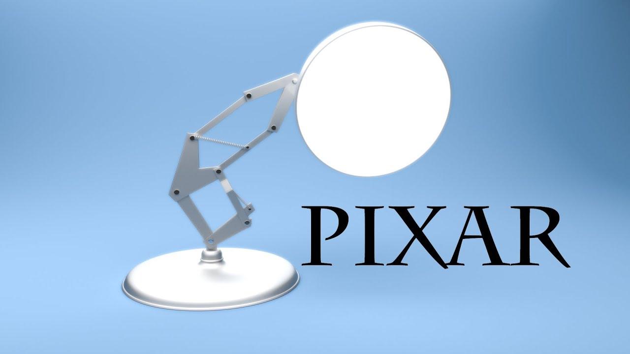 Pixar Lamp animated in Blender - YouTube