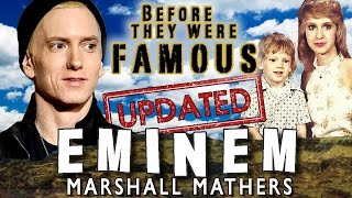 EMINEM - Before They Were Famous - UPDATED