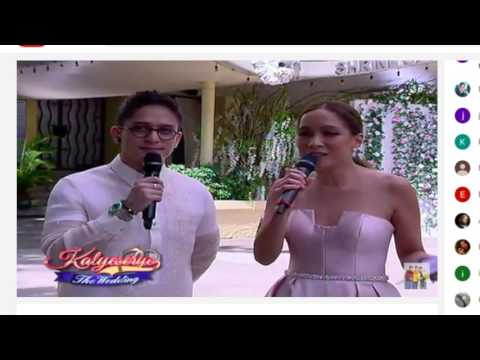 AlDub The WEDDING : Full Video  Oct.22,2016