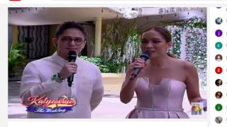 AlDub The WEDDING : Full Video  Oct.22,2016