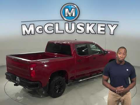 200801 - New, 2020, Chevrolet Silverado, 1500, Test Drive, Review, For Sale -