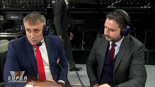 Post Game Εφές-Ολυμπιακός Super Euroleague, Πέμπτη 21/02