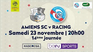 VIDEO: Amiens SC-Racing (J14 Ligue 1 19/20) : les clés du match avec PMU.fr