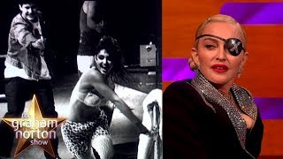 Madonna Reflects on Touring & Water Gun Fights With The Beastie Boys | The Graham Norton Show