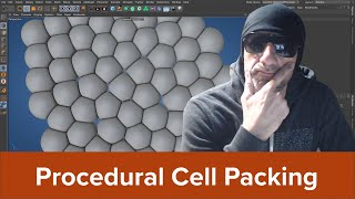 Packing Spherical Cells Using MoGraph and Volumes