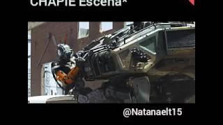 Chapie película en español (escena pelea)