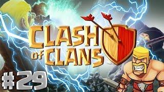 CLASH OF CLANS #29 - Quando il gioco si fa duro, i duri iniziano a Farmare!