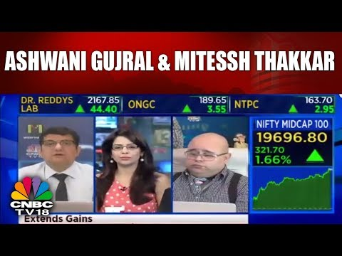 CLOSING BELL | Ashwani Gujral & Mitessh Thakkar | Buy ICICI, LIC H, and Century Text | CNBC TV18