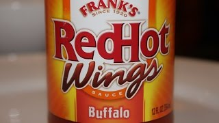 Cooking With Soul - Franks Redhot Wings Recipe