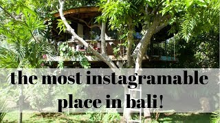 Gambar cover Airbnb Treehouse South Kuta Bali Vlog Pt. 2