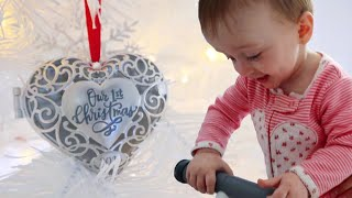 Baby's First Christmas! | Teen Mom Vlog