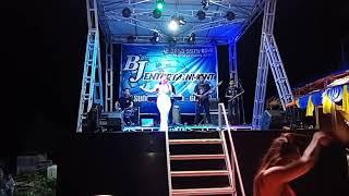Penyanyi artis makassar elyn cetarrr lagu bang jahong rasya D'academy