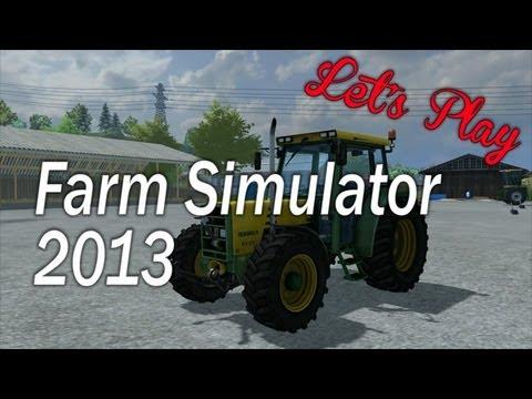 Let's Play - Farm Simulator 2013