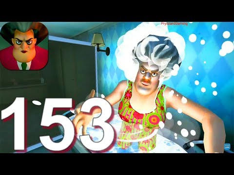 Scary Teacher 3D - Gameplay Walkthrough Part 153 All New & Old Levels (Android,iOS)