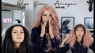 TESTING CHEAP WIGS FROM AMAZON *YOU WILL BE SHOCKED*