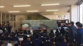 熊本県内海運事業者による出前授業 上天草市