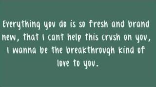 Breanne Duren- DayDreams Lyrics